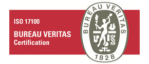 logo certification bureau veritas - abalis traduction